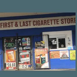 First & Last Cigarette Store